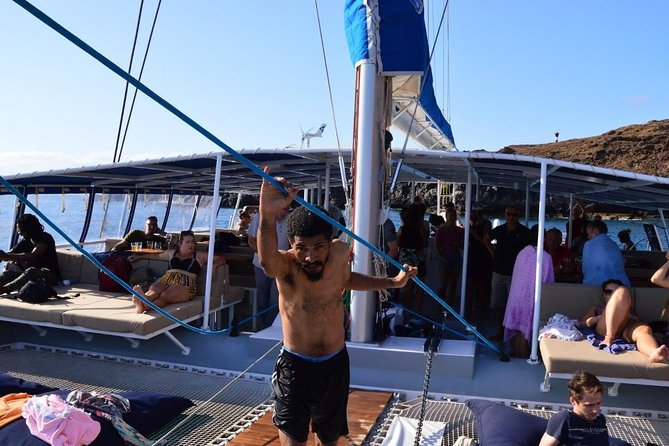 Lounge Catamaran SODADE Half-Day (Adults Only) photo 19