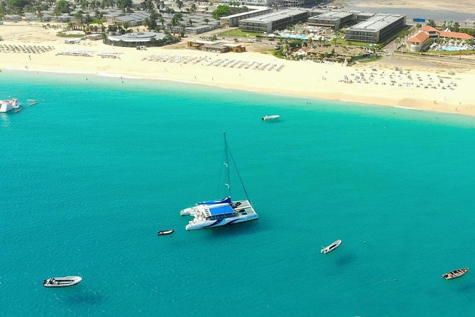 Lounge Catamaran SODADE Half-Day (Adults Only) photo 37