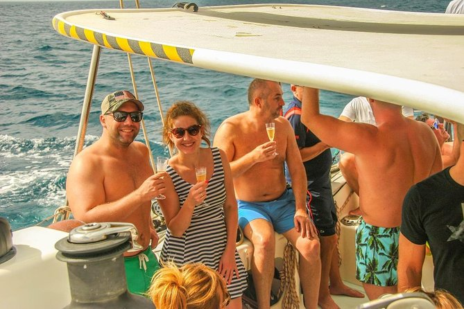 Lounge Catamaran SODADE Half-Day (Adults Only) photo 14