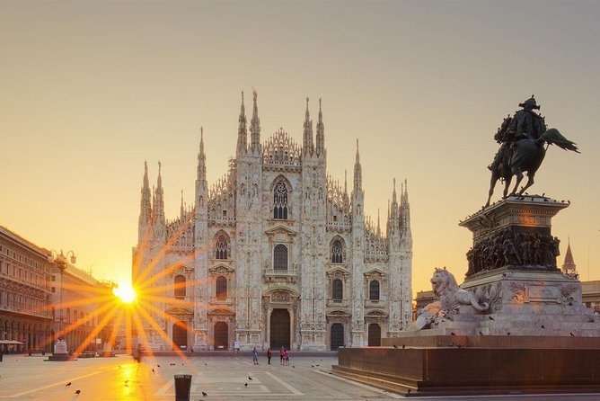 The best of Milan: walking and tasting