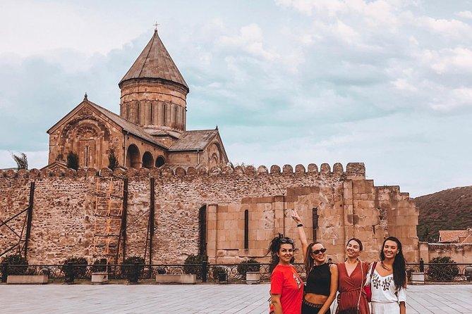 Take a private tour and discover Old Capital Mtskheta, Jvari, Gori, Uflistsikhe
