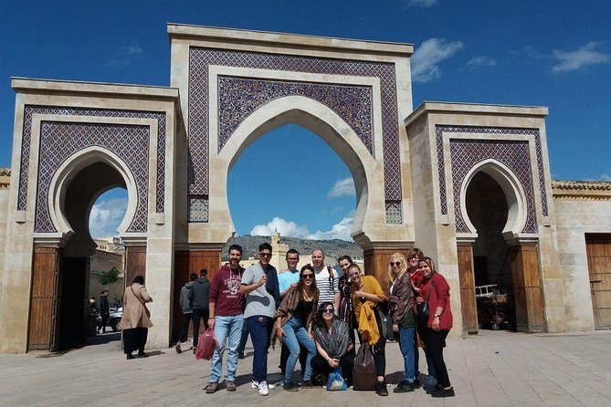 8- Days Fes to Marrakech via Desert Tour Package & private airport transfers