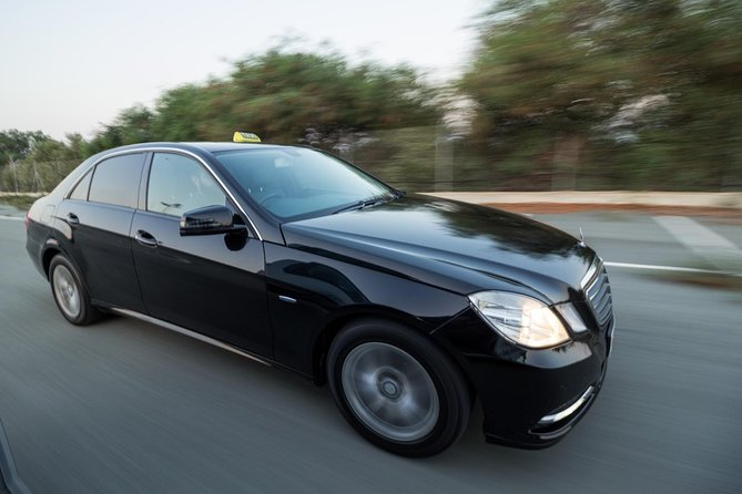 Private Transfer: Larnaca Airport to Limassol City 1-14 pax