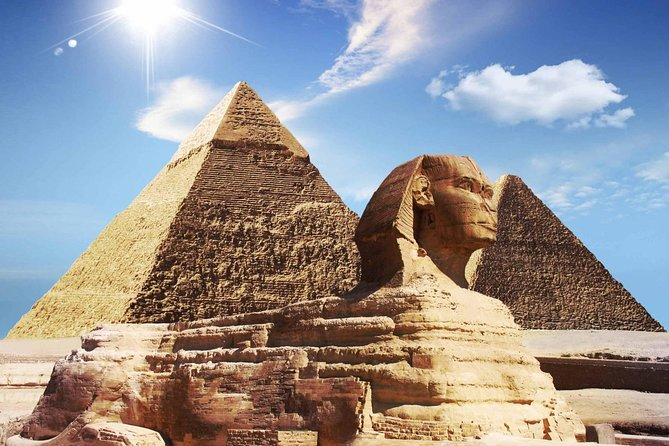 Cairo Over Day By Mini Bus (Private) - Hurghada