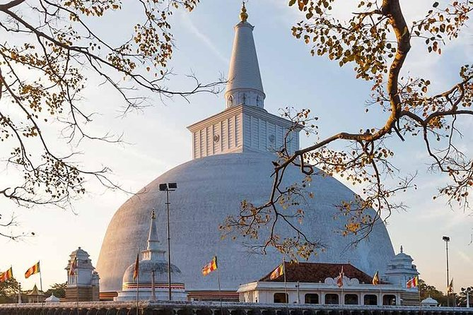 Ancient City Tour Of Anuradhapura Two Day Excursions From Colombo Free Hotel B/B photo 1
