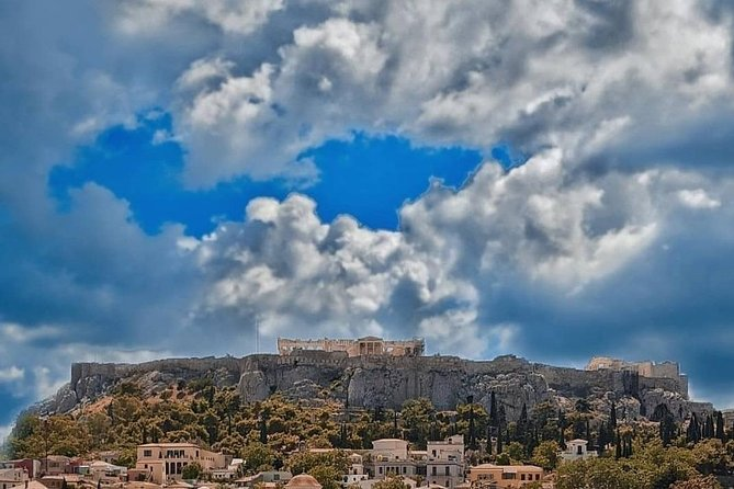 Athens Sightseeing Private All Inclusive with Licensed tour Guide