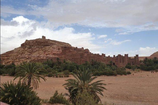 Kasbah Ait ben haddou and Ouarzazate day trip