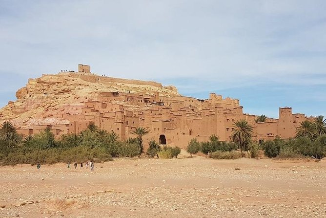 Kasbah Ait ben haddou and Ouarzazate day trip