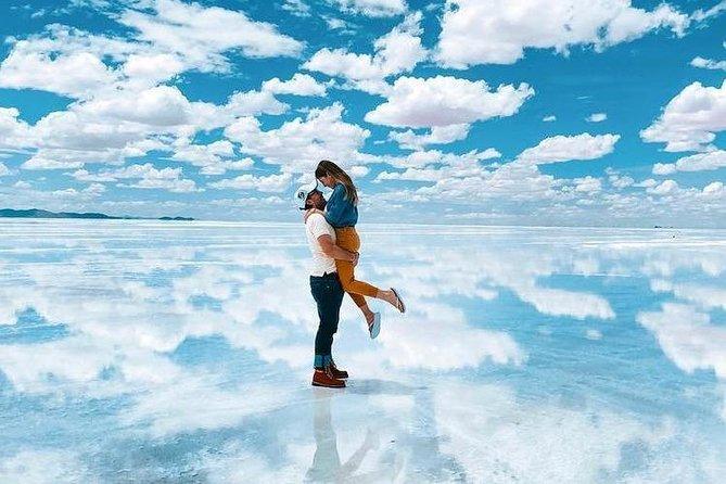 Uyuni Salt Flat from San Pedro de Atacama (4 days tour)
