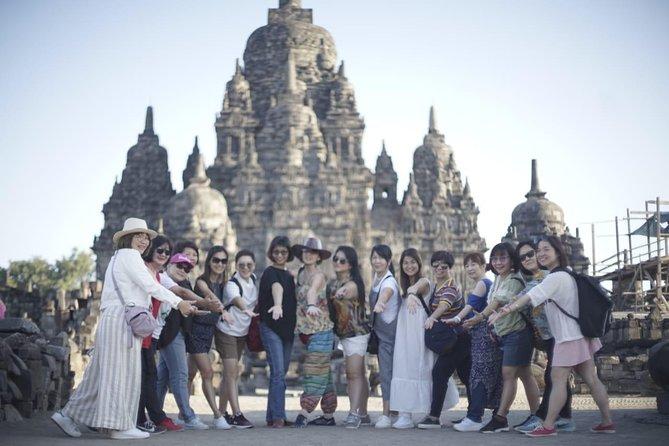 Borobudur and Prambanan Temple Tour