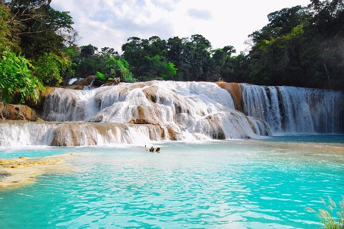 From Palenque Tour to Agua Azul and Misol Ha