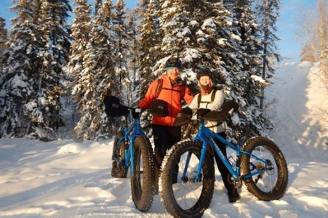 Winter Guided Fat Bike Tour