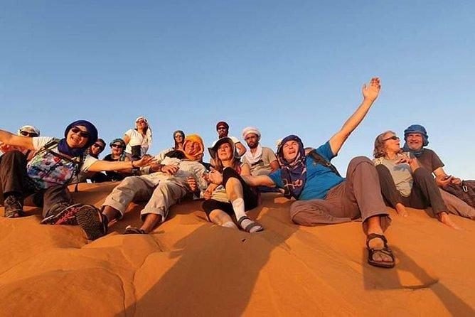 Overnight Sahara Desert Trip From Fez To Marrakech- Small Group