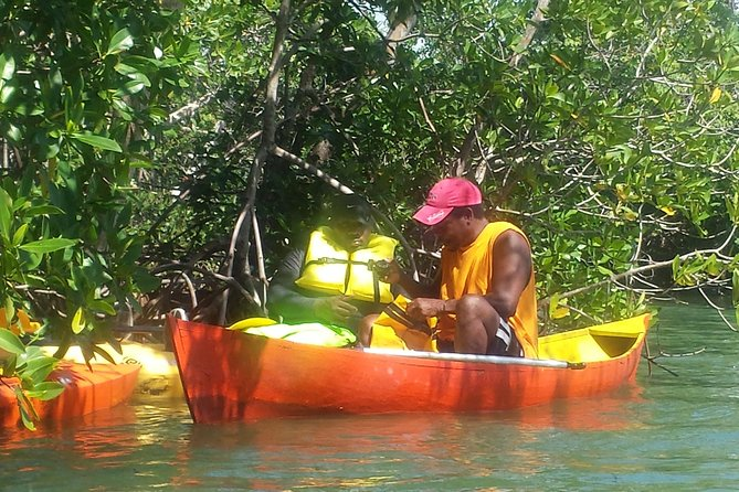 Garifuna Village Ultimate Kayak Fishing & Food Tour