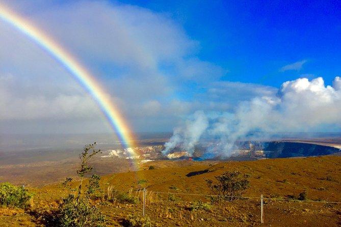 Volcano National Park Adventure From Kona