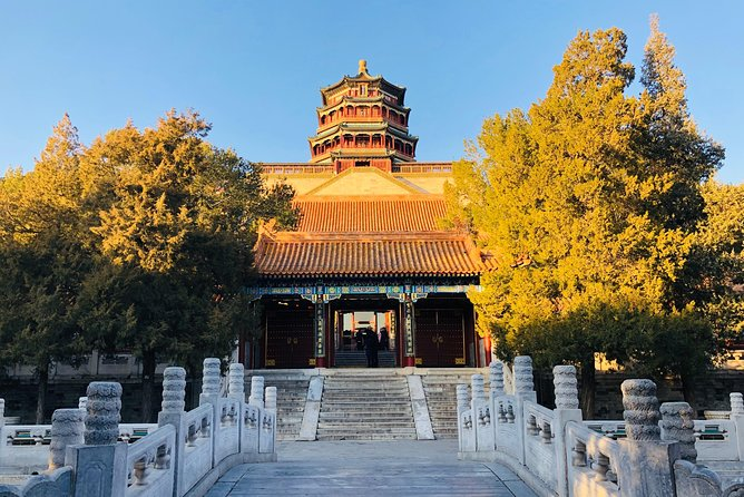 Half-Day Beijing Layover Tour to Summer Palace