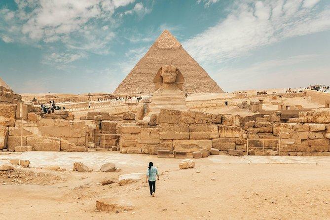 pyramids, Memphis and sakkara day tour