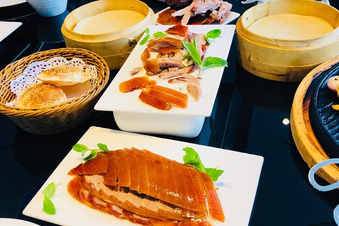 Beijing Layover Tour to Summer Palace with Peking Duck Lunch