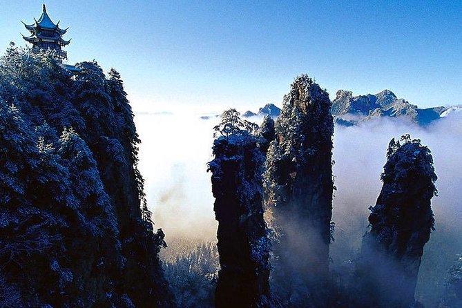 3-Day Zhangjiajie Tour to Avatar Mountain & Glass Bridge &Tianmen Mountain