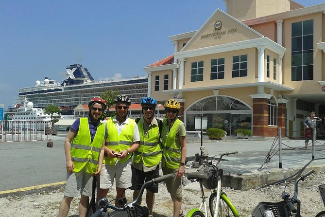 Penang Morning Cruise Excursion Heritage Tour by Bicycle & Trishaw (Hawker Food)