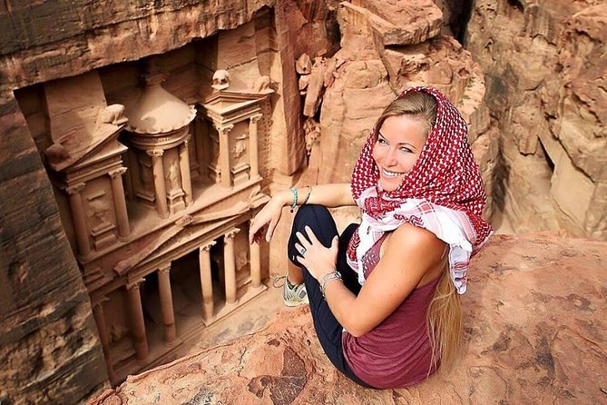 Full Day Private Tour To Petra From Amman photo 8
