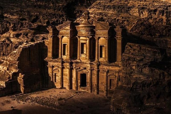 Full Day Private Tour To Petra From Amman photo 1