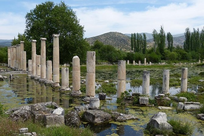 Aphrodisias Tour with Pick up from all hotels in Pamukkale.