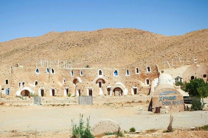 Tunisia: Full Country Trip 6 Days - 5 Nights (Multiligual Guide + Free SIM Card)