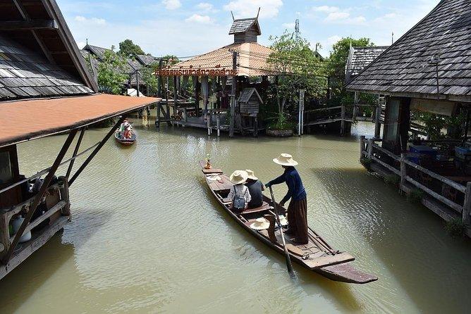 Full Day of Pattaya City Landmarks & Floating Market