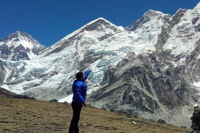 The journey to Everest Base Camp