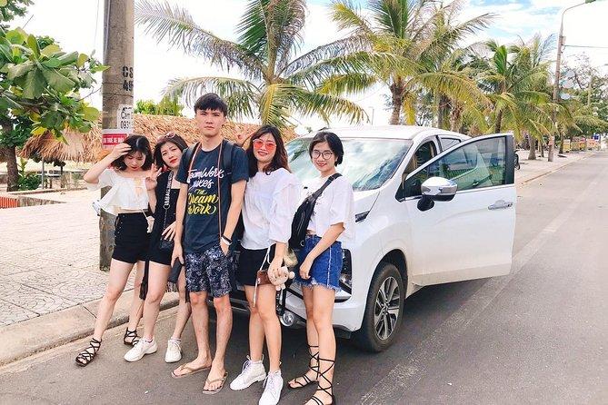 Car Hire In Quang Binh ( BeachHouse )