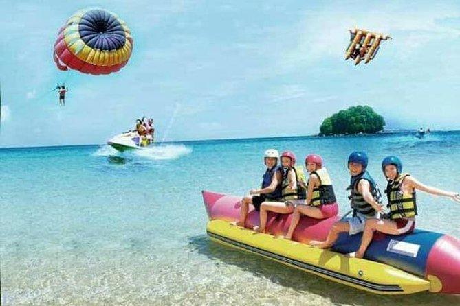 Watersport activity ( jetsky - parasailing - sea walker - wake board - etc)