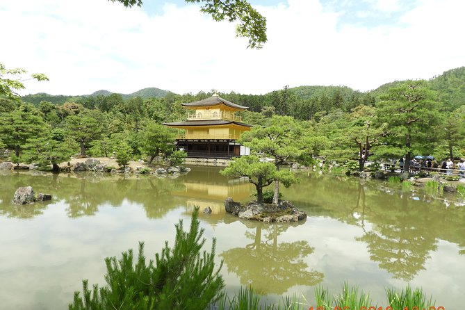 UNESCO Sites sightseeing guided tour in Kyoto