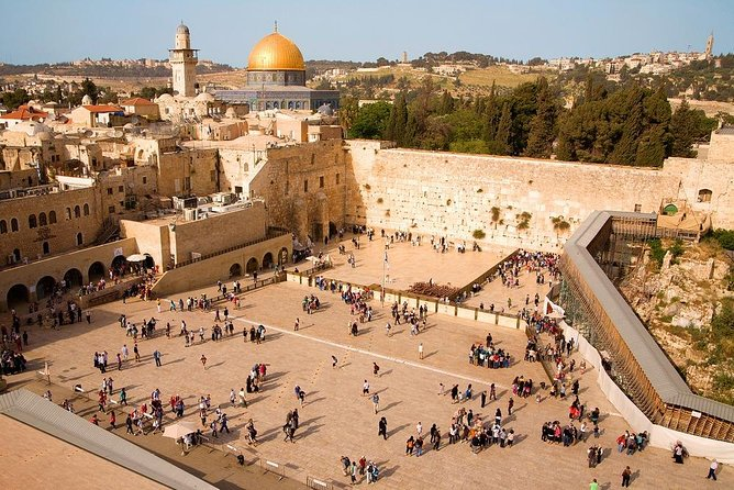 14-day Egypt and Jerusalem package