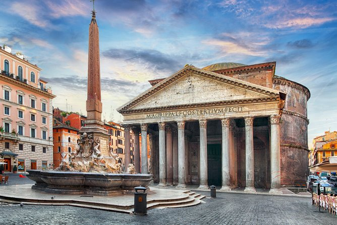 Best of Rome Private Chauffeured Tour