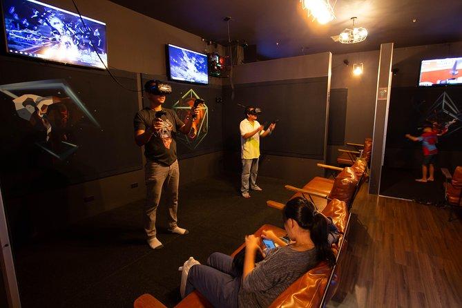 Virtual Reality Experience at Total VR Gateway Ekamai
