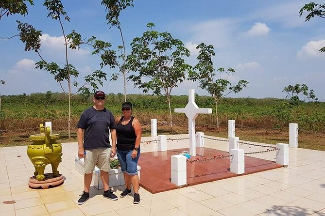 PRIVATE tour for AUSTRALIAN Memorial to LONG TAN - NUI DAT 1-Day from HCM city