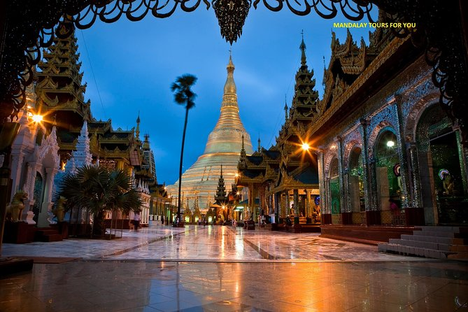 Yangon City Day Tour photo 1