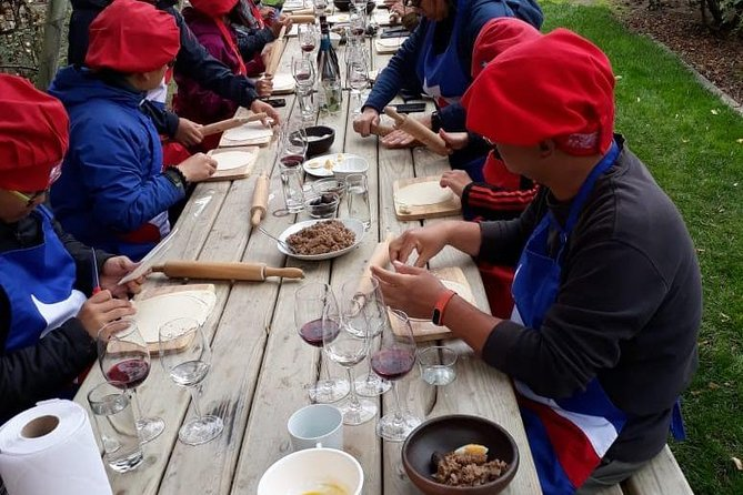 Cooking Chilean Cuisine by the vines at William Cole Vineyard, Casablanca Valley photo 7