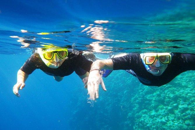 Amazing Snorkeling Trip to Utopia Island in Safaga from Luxor
