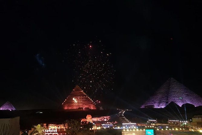 Sound and Light Show at the Pyramids photo 3