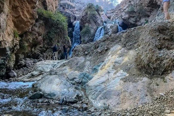 Atlas Mountains and Three Valleys & Waterfalls Day Trip private from Marrakech