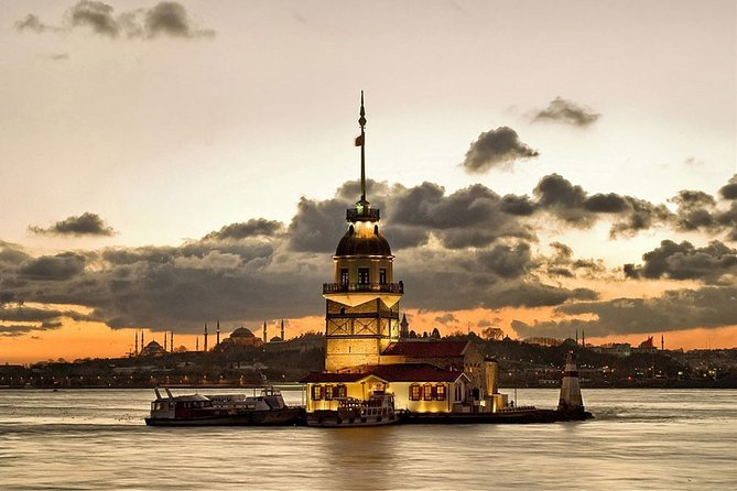Istanbul Imperial & Bosphorus Tour - Incl. Lunch