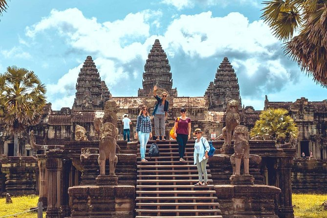 Angkor wat tempel full day tour photo 4