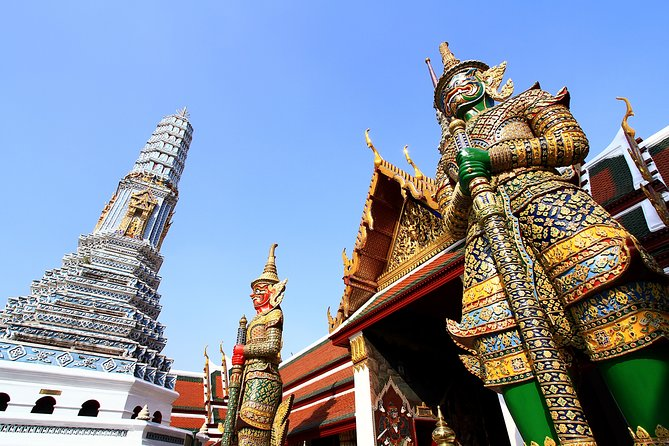 History of the Grand Palace small group Flexible Trip