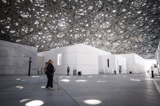 Louvre Tour - Abu Dhabi, an Arabic-Galactic Wonder photo 10