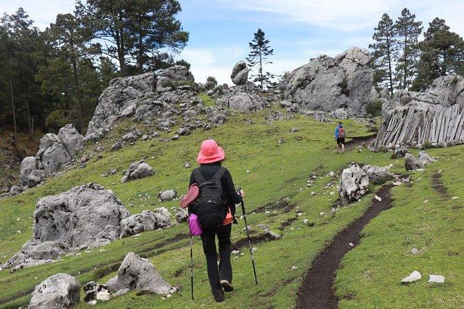 Trekking from Nebaj to Todo Santos (Cuchumatanes)