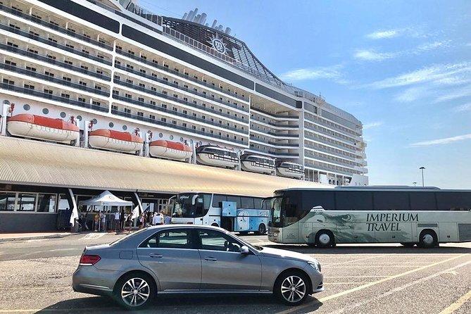 Civitavecchia Port to Rome - Private Transfer