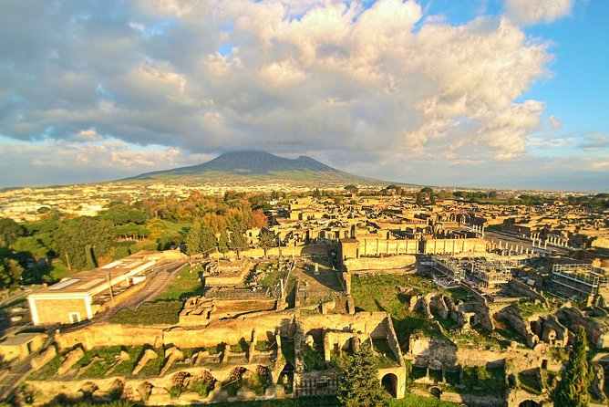 Private Tour of Pompeii