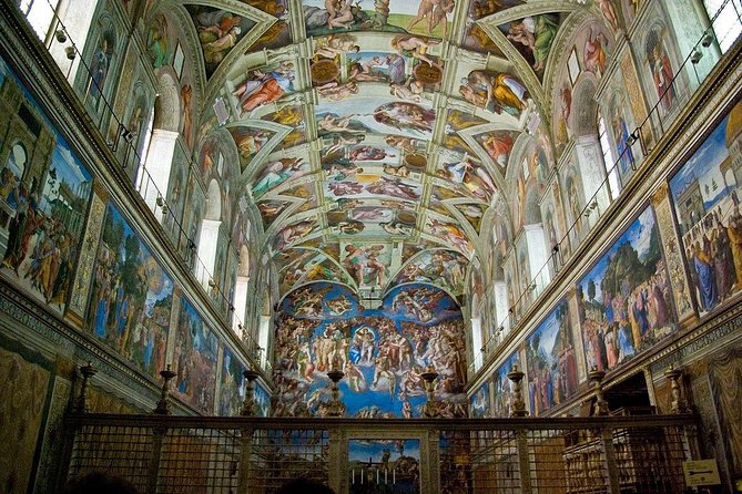 Skip-the-Line Vatican Museums and Sistine Chapel Private Tour photo 3